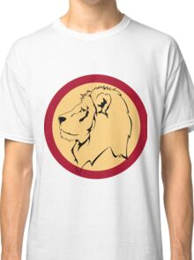 Lion the The King Classic T-Shirt