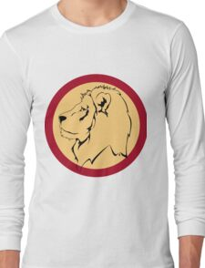 Lion the The King Long Sleeve T-Shirt
