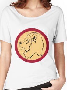 Lion the The King Women's Relaxed Fit T-Shirt
