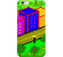 Pixel Town iPhone Case/Skin