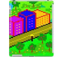 Pixel Town iPad Case/Skin