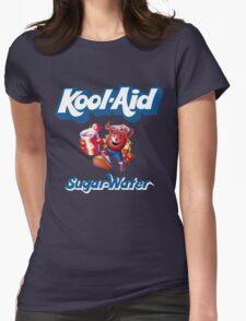 Kool-aid - sugar water Womens Fitted T-Shirt