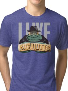 I like bit Hutts Tri-blend T-Shirt