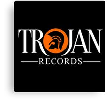 TROJAN RECORD GIFT 2 Canvas Print