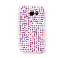 Confetti Party Pink Samsung Galaxy Case/Skin