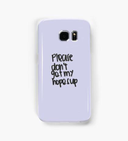 // PRETTY PURPLE PHONE CASE // Samsung Galaxy Case/Skin