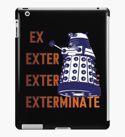 Doctor Who: Ex Exterminate Dalek iPad Case/Skin