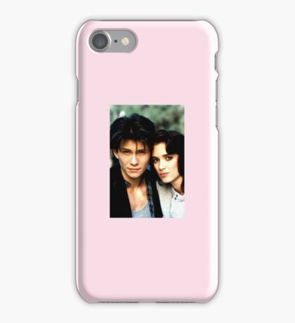 // PINK HEATHERS JD AND VERONICA PHONE CASE // iPhone Case/Skin
