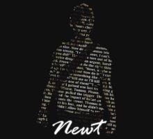 Newt by sapphirekisses