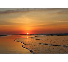Wildwood Sunrise  Photographic Print