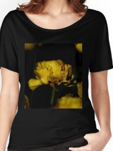 yellow tulip 2 Women's Relaxed Fit T-Shirt