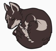 Twilight Princess Wolf!Link by halflock