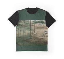 Blood Moon Cover Art Gear Graphic T-Shirt