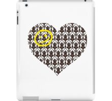 Sherlock Heart iPad Case/Skin