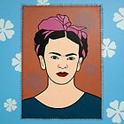 Pop Frida by Simone Maynard