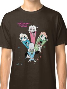The Powerpuff Golden Girls Classic T-Shirt