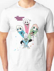 The Powerpuff Golden Girls Unisex T-Shirt