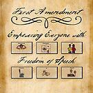 Freedom of Speech by dpmoon
