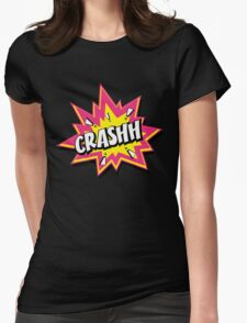 CRASHH Womens Fitted T-Shirt