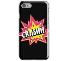 T-shirt CRASHH iPhone Case/Skin