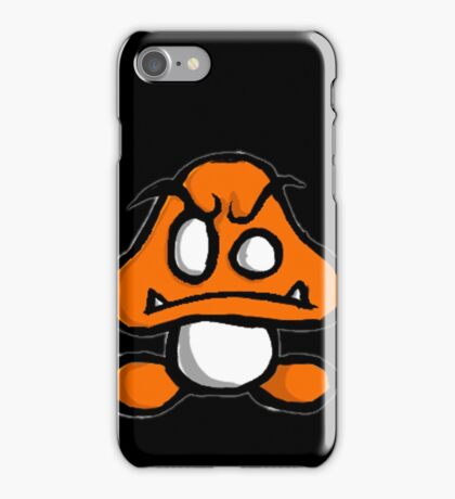 Goomba dO_op iPhone Case/Skin