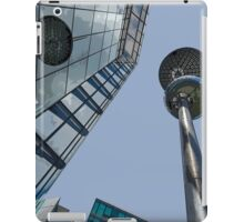 Urban saucers! iPad Case/Skin