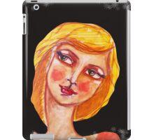 blond iPad Case/Skin