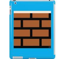 Super Mario Bros. Brick Block iPad Case/Skin