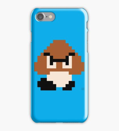 Super Mario Bros. Goomba iPhone Case/Skin