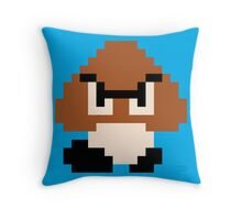 Super Mario Bros. Goomba Throw Pillow