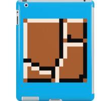 Super Mario Bros. Ground Rocks iPad Case/Skin