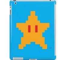 Super Mario Bros. Invincibility Star iPad Case/Skin