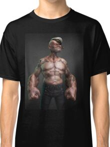Popeye the Sailor Man Classic T-Shirt