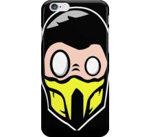 Scorpion dO_op iPhone Case/Skin