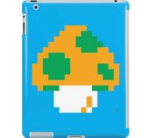 Super Mario Bros. Green 1-UP Mushroom iPad Case/Skin