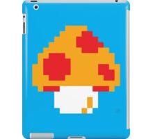 Super Mario Bros. Red Mushroom iPad Case/Skin