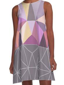Nordic Combination 31 Z A-Line Dress