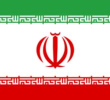 Current Flag of Iran  Sticker