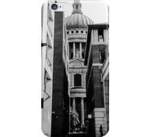 Street scene 3 iPhone Case/Skin