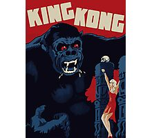 King Kong Classic Photographic Print