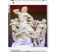 Series: Deep Bass (Laocoon) iPad Case/Skin