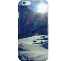 Montain iPhone Case/Skin