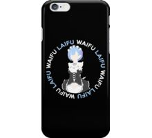 Waifu Laifu Anime Manga Shirt iPhone Case/Skin