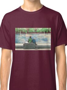 cute kids in the park Classic T-Shirt