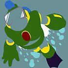 Bubble Man by Sailio717
