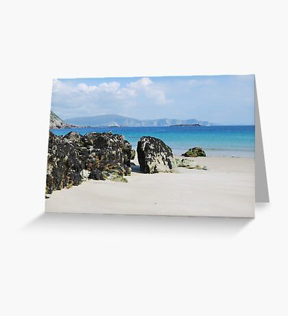 Achill Greeting Card