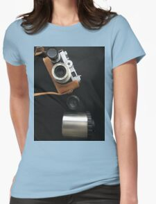 Before Digital Womens Fitted T-Shirt