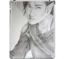 Pha'ye Drawing iPad Case/Skin