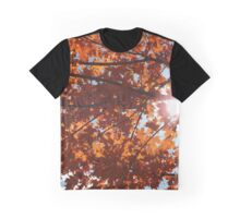 MAPLE TREE Graphic T-Shirt