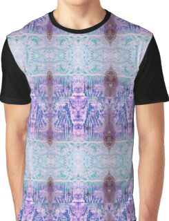 Amethyst Lace - Version 1 Graphic T-Shirt